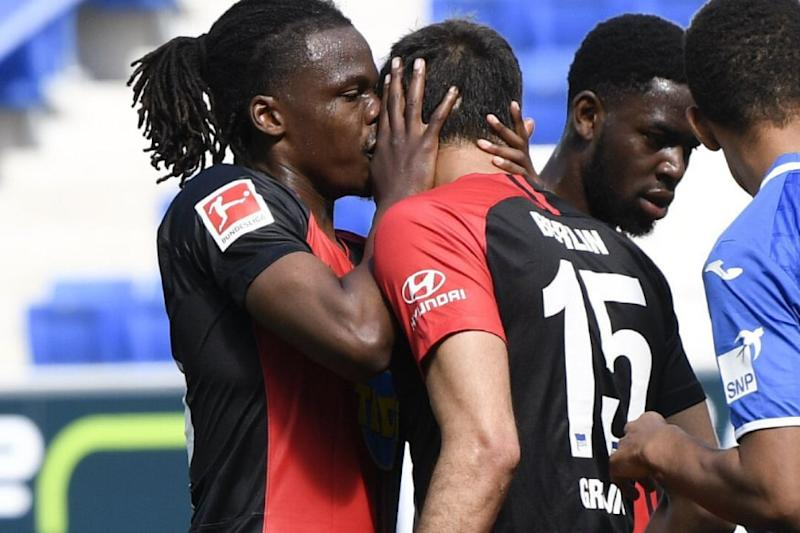 Calls for Bundesliga to 'Tighten Up' Hygiene after Hugs and Kisses between Players