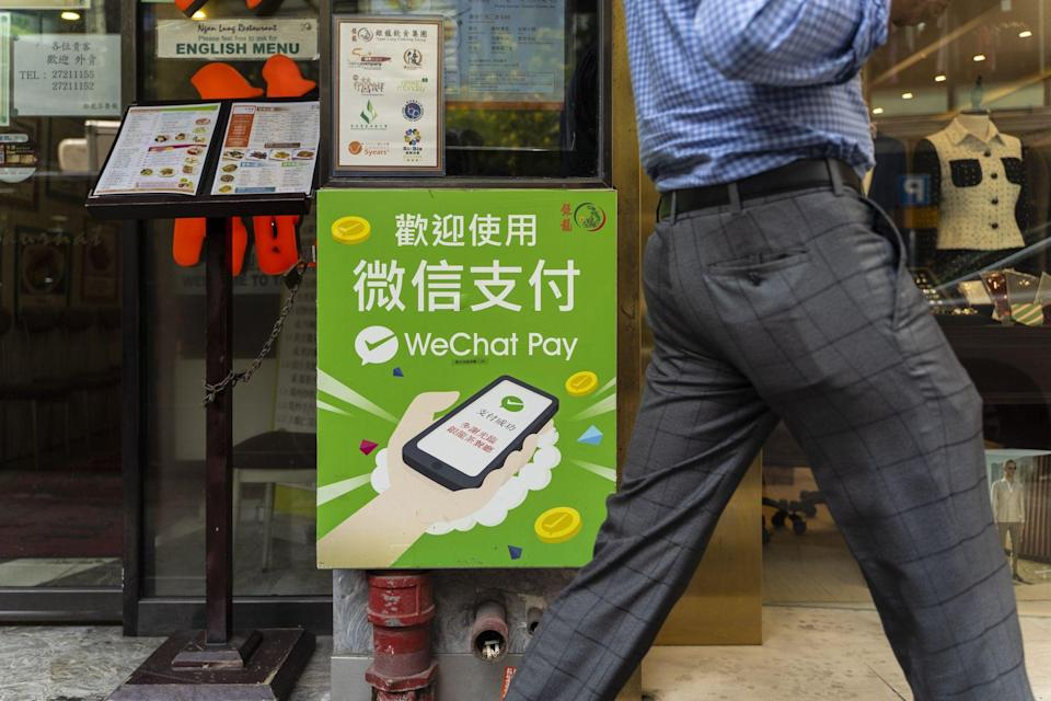 White House Curbs on Chinese Payment Apps Pose Risk to Ant