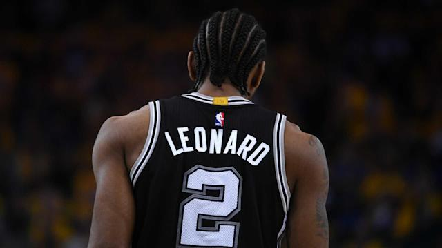 Gregg Popovich is not very optimistic San Antonio Spurs forward Kawhi Leonard will see the court again this NBA season.