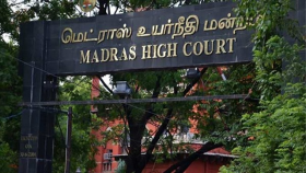 Madras HC grants interim stay on income tax evasion case against Karti Chidambaram and his wife Srinidi