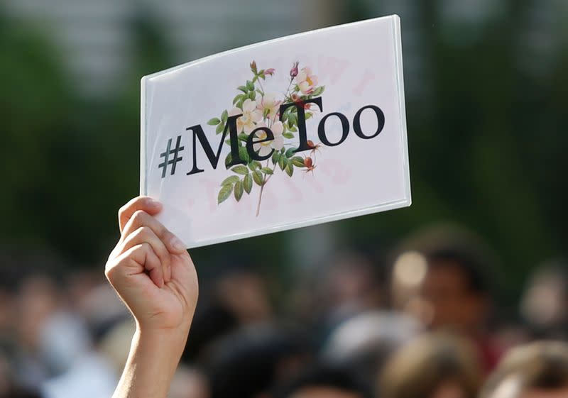 Could Egypt's #MeToo movement be the tinder for a 'feminist revolution'?