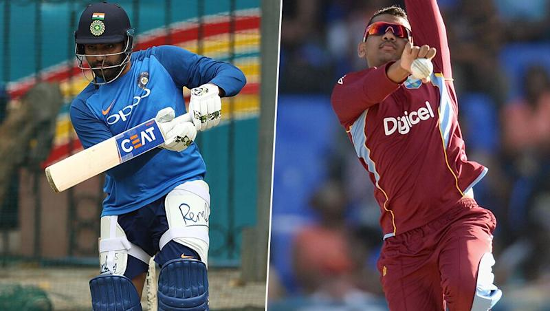 India vs West Indies 1st T20I 2019: Rohit Sharma vs Sunil Narine and Other Exciting Mini Battles to Watch Out for at Florida