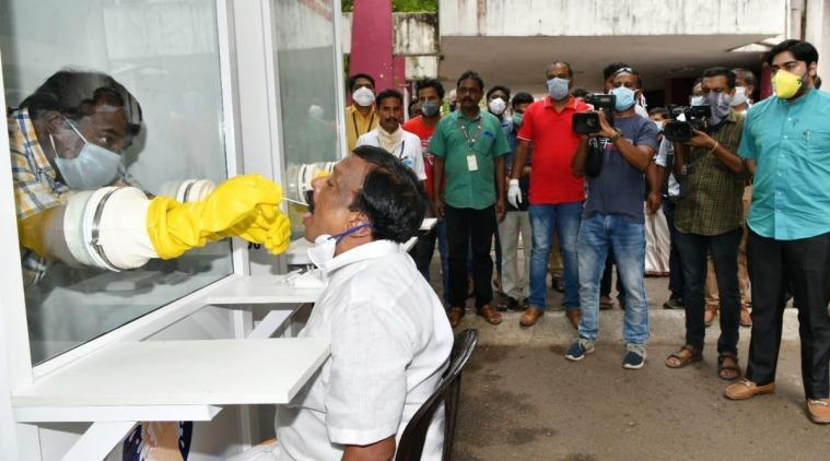 This Kerala district has launched an innovative model for faster Covid-19 sample collection