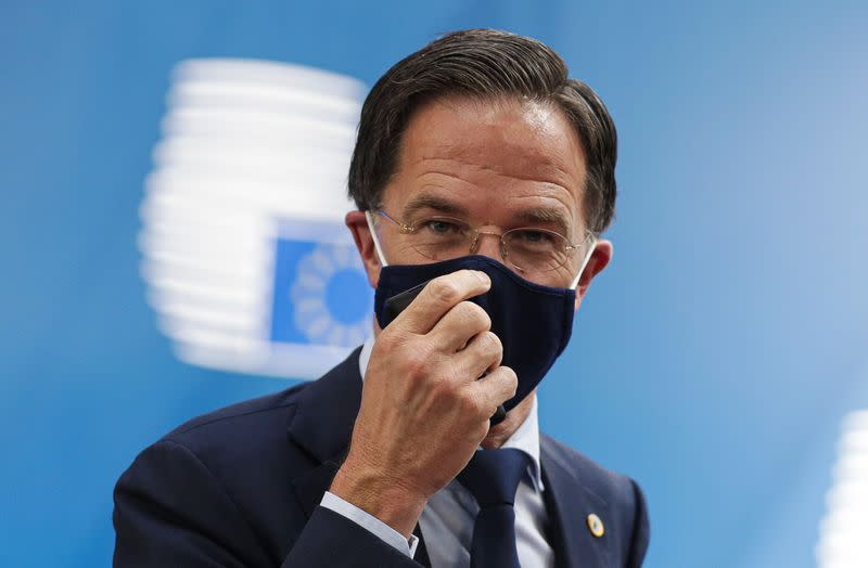 Dutch PM Rutte: no more audiences at sport gatherings for three weeks