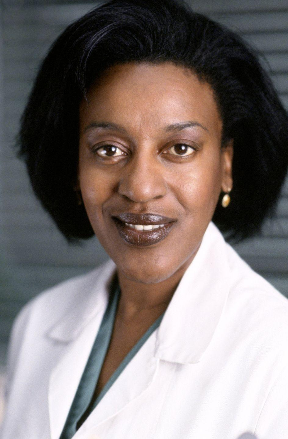 <p>C.C.H. Pounder has appeared on shows like <em>The X-Files</em>, <em>The</em> <em>West Wing,</em> <em>Law and Order</em><em>: Special Victims Unit</em>, and many more. But she's best known for Dr. Angela Hicks from <em>ER</em>. The actress left the show in season 4 to pursue opportunities in film and in 2009 landed a role in the Academy Award-winning film <em>Avatar</em>. </p>