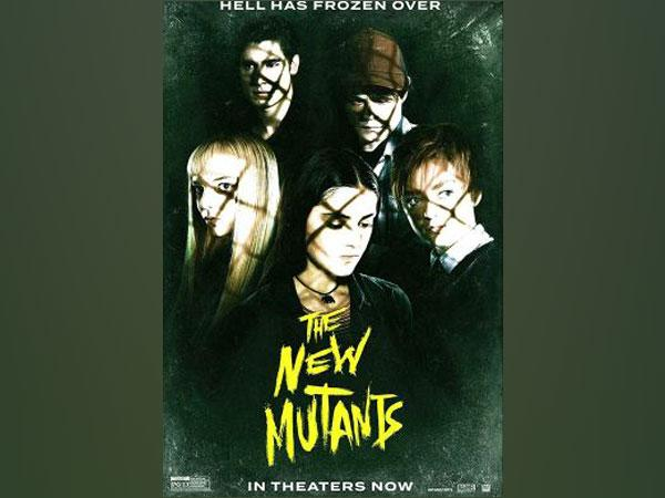 Poster of The New Mutants (Image courtesy: Instagram)