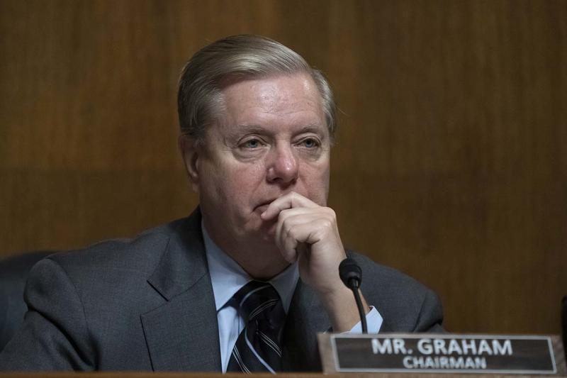 Graham urges foreign leaders to assist Barr with investigation into 2016 election