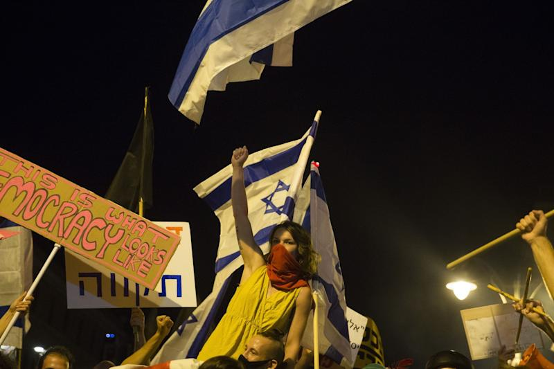 Israeli Democracy Is Facing a Stress Test