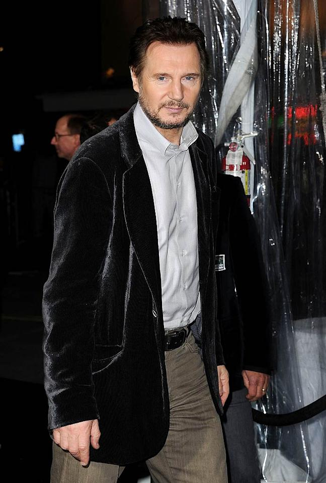"Liam Neeson turns 59 Jason Merritt/<a href=""http://www.gettyimages.com/"" target=""new"">GettyImages.com</a> - April 1, 2011"