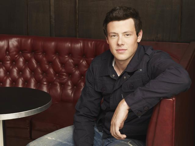Cory Monteith during a portrait session for Fox in 2009. (Photo: Fox via Getty Images)
