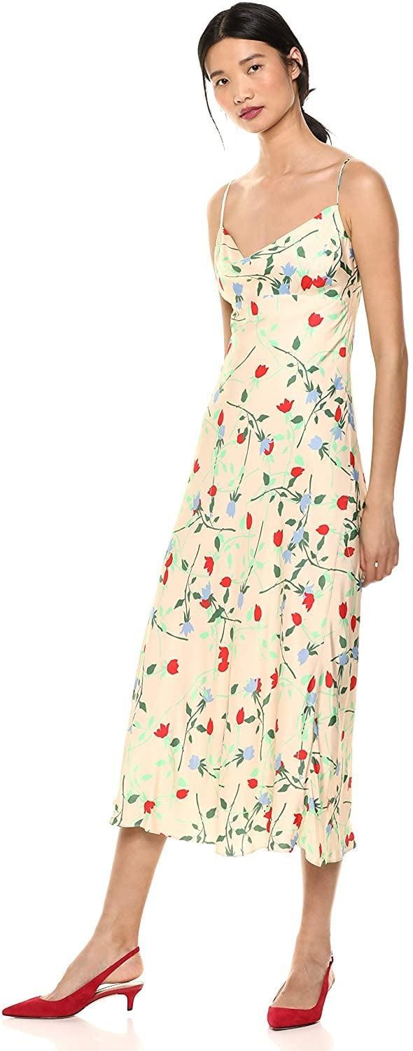 <p>This <span>C/Meo Collective Midi Slip Dress</span> ($78-$141) is a fresh and joyful pick for spring picnics.</p>