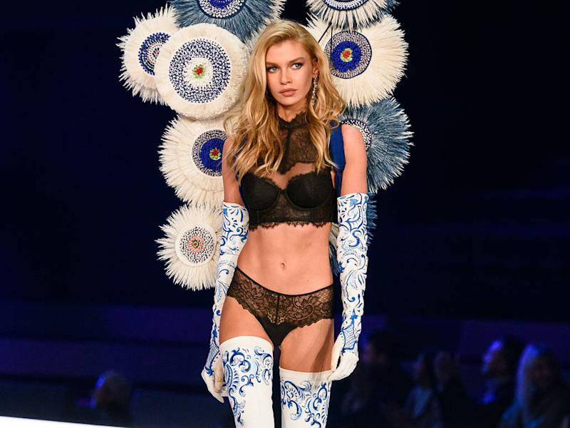 5e745a5b83 Stella Maxwell   Victoria s Secret made me sexy and strong