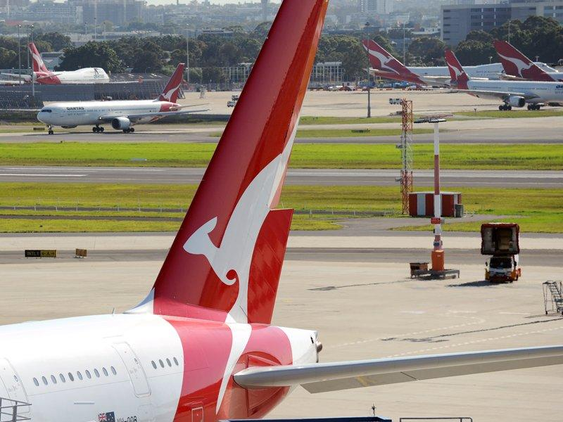 Qantas increases flights in Asia