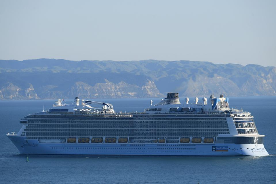 A crew member of Royal Caribbean's Majesty of the Seas has gone missing. (Photo: Getty Images)