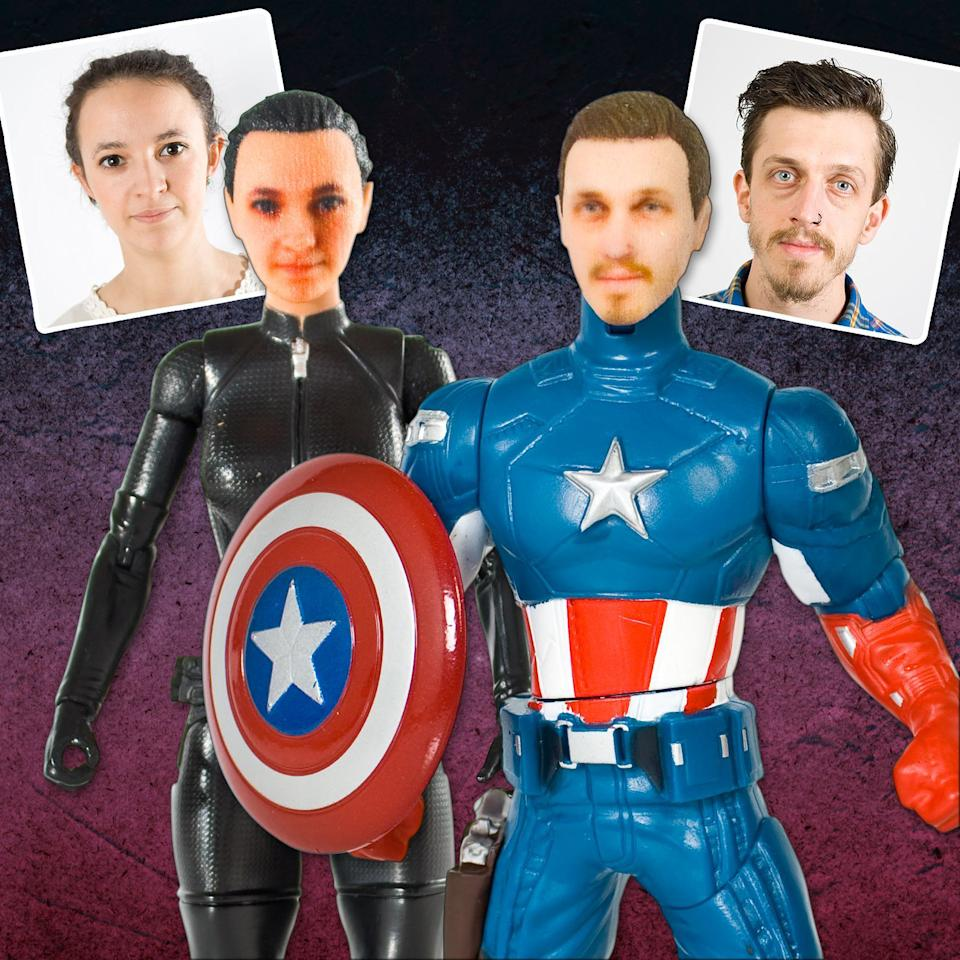 Personalised Superhero Action Figures - £79.99 from www.firebox.com How do you tell the person in your life that they are your superhero? With one of these personal action figures, of course. Choose the body from a famous, iconic hero - Captain America, Ironman or Thor, for example - and when you've clicked the buy button, you'll be invited to send in two snaps of your face - or your intended: one from the front; one from the side. With these pictures, the tech wizards will be able to create a splendid 3D image for the head atop of the action figure's body. Once you've shared your gift, await the radiant reaction.