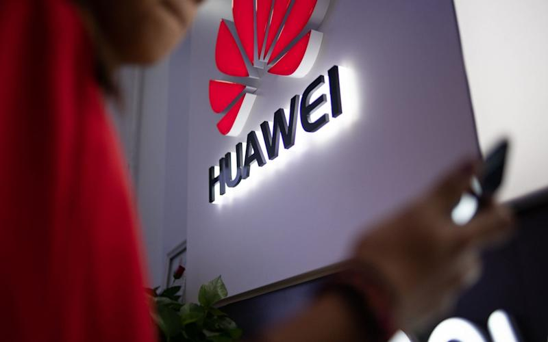 Recent weeks have seen the US ramp up pressure on the UK to ban Huawei - AFP