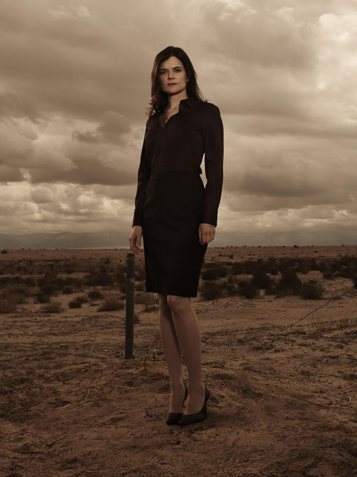 "Marie Schrader (Betsy Brandt) in ""Breaking Bad"" Season 5."