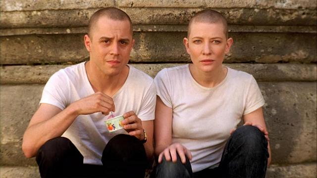 <p>Blanchett said she loved the experience of going bald for the film <em>Heaven</em>. (Photo: Miramax Films) </p>