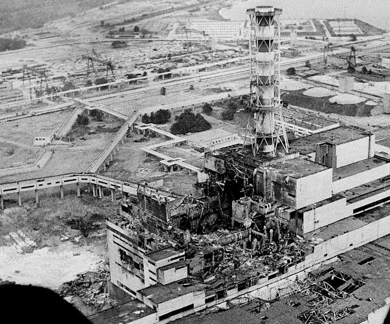2 things we believe: Chernobyl was catastrophic, and we need nuclear power more than ever