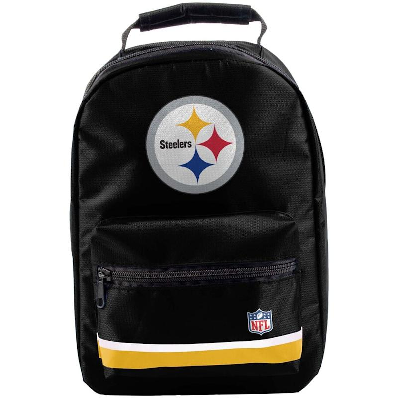 Pittsburgh Steelers Mini Backpack Cooler