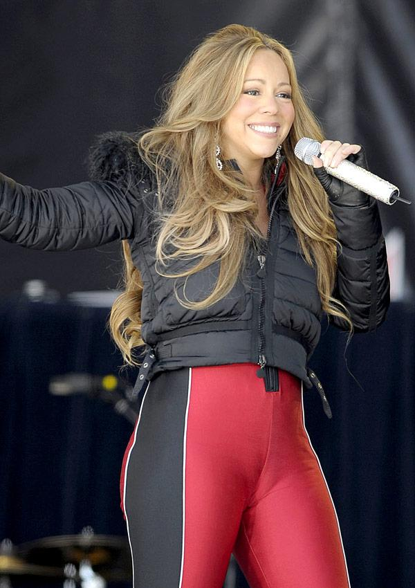 Coak very mariah carey titten hot