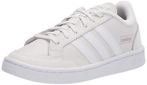 """<p><strong>adidas</strong></p><p>amazon.com</p><p><strong>$52.38</strong></p><p><a href=""""https://www.amazon.com/dp/B087RW1NFT?tag=syn-yahoo-20&ascsubtag=%5Bartid%7C2140.g.36162976%5Bsrc%7Cyahoo-us"""" rel=""""nofollow noopener"""" target=""""_blank"""" data-ylk=""""slk:Shop Now"""" class=""""link rapid-noclick-resp"""">Shop Now</a></p><p>Looking for a pair of sneakers to wear to your Pilates studio or spin class? These trainers are stylishly decked out with the brand's iconic three stripes and offer plenty of comfort and curb appeal.</p>"""