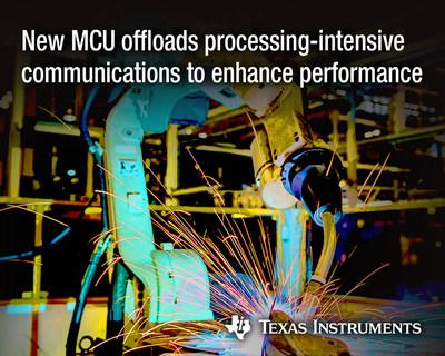 Enhanced connectivity and increased control performance on TI's new C2000™ microcontrollers enable system-level flexibility.