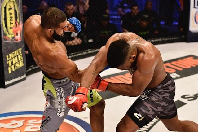 Paul Daley V Douglas Lima