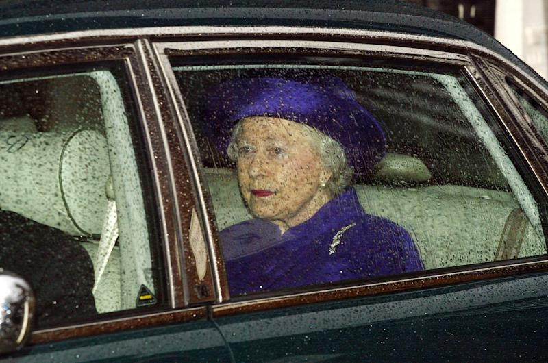 2002 was a difficult year for the Queen (Sion Touhig/Getty Images)