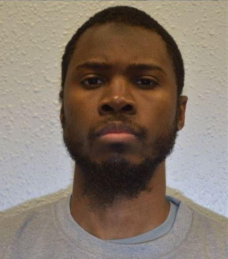 Brusthom Ziamani, 25, has been sentenced. (PA/Met)