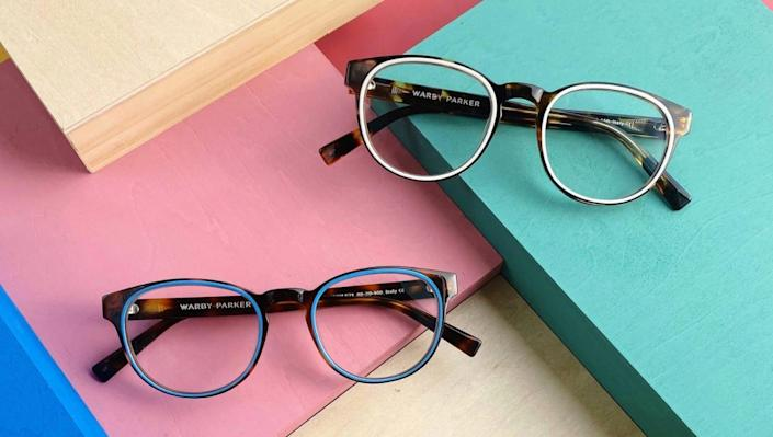 Here's where you can order great prescription glasses online during the pandemic