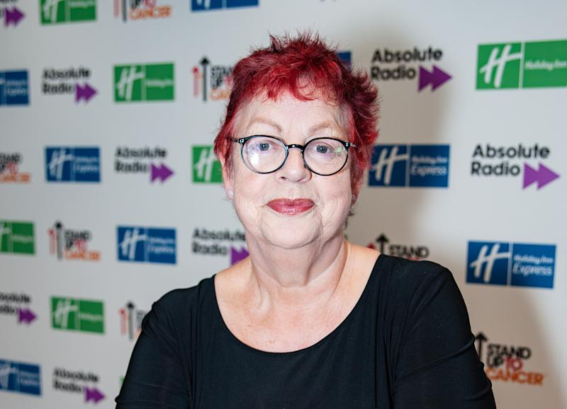Jo Brand attends Absolute Radio Live 2019 at London Palladium on November 24, 2019 in London, England. (Photo by Venla Shalin/Redferns)