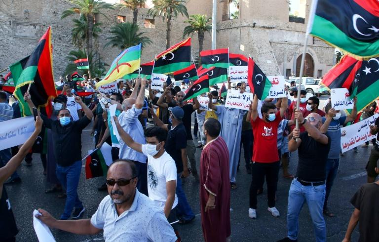 Armed men abducted six, wounded others in Libya rally: Amnesty