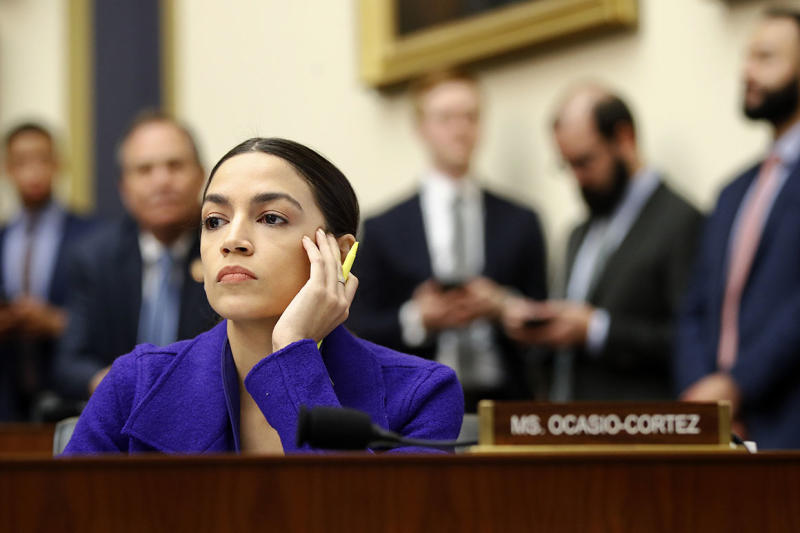 Ocasio-Cortez and Steve King trade jabs over 'concentration camps' reference