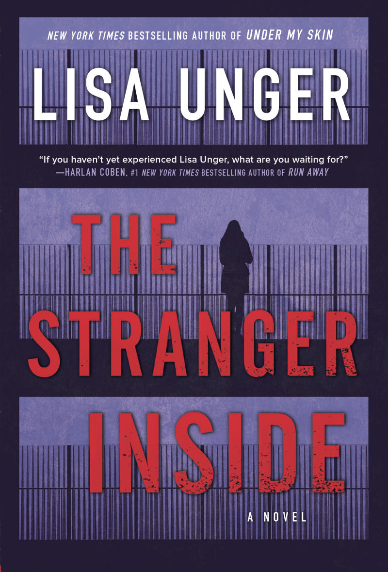 Book Review -The Stranger Inside