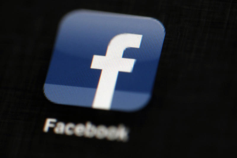 Facebook earnings after the market close on Wednesday will be one of the week's main highlights for investors. (AP Photo/Matt Rourke)