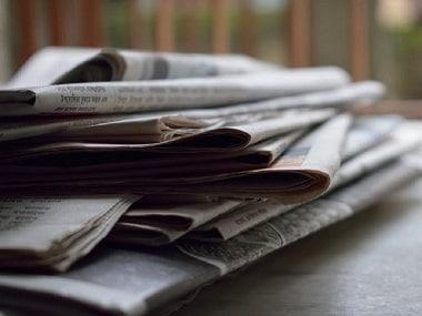 Newspapers don't transmit coronavirus, finds study; 'sterility of ink and paper processes' make newsprints safe