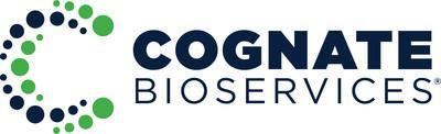 Cognate BioServices' new logo is a modern interpretation composed of a helical series of dots representing the range and dynamic selection of services offered to our clients. We strive to provide the highest quality development and manufacturing services for the cell and gene therapy fields.