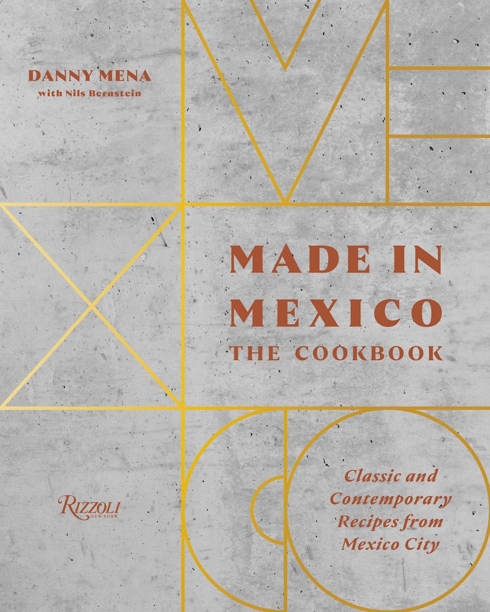 "<h1 class=""title"">Made in Mexico by Danny Mena</h1> <div class=""caption""> <a href="