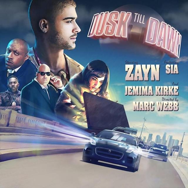 "<p>15. He also added Sia to his roster of musical collaborations and created ""Dusk Till Dawn."" (Photo: <a href=""https://www.instagram.com/p/BYvdmzQALbD/?hl=en&taken-by=zayn"" rel=""nofollow noopener"" target=""_blank"" data-ylk=""slk:Zayn Malik via Instagram"" class=""link rapid-noclick-resp"">Zayn Malik via Instagram</a>) </p>"