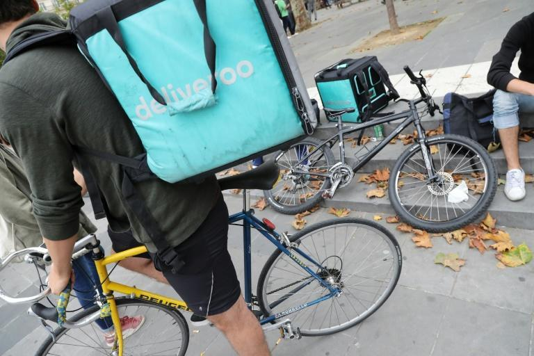Gig economy workers at Uber, Deliveroo and Lyft fear they can no longer survive on meagre earnings from jobs that leave them increasingly vulnerable