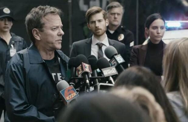'The Fugitive' Teaser: Kiefer Sutherland Declares Boyd Holbrook as 'Our One and Only Suspect' in Quibi Reboot (Video)