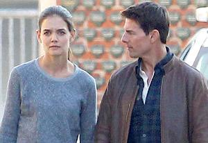 Katie Holmes, Tom Cruise | Photo Credits: BONG/GSI Media