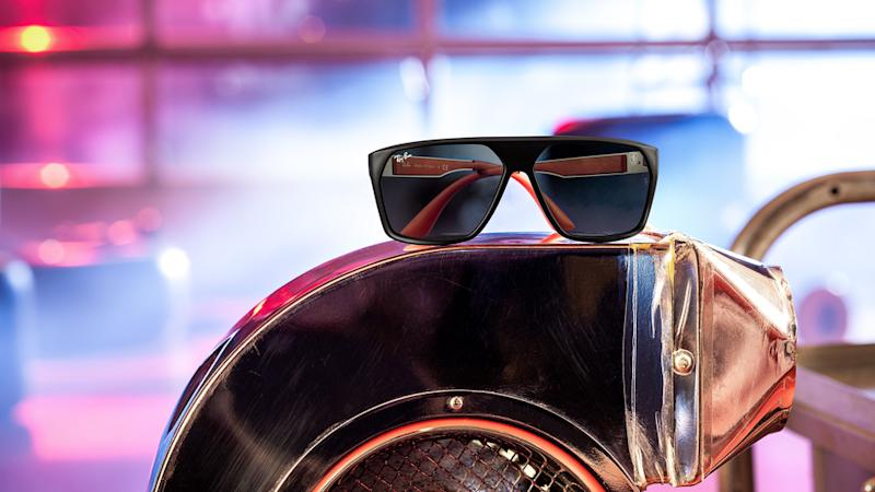 f31a4bca47 Channel Your Inner Formula 1 Superstar with a Pair of Frames from the  Latest Ray-Ban for Scuderia Ferrari Collection