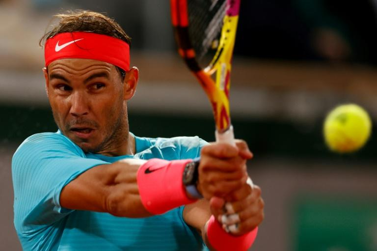 Nadal eases into French Open last 16 as Halep, Thiem impress