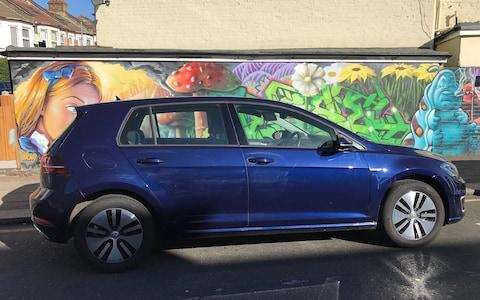 long-term Volkswagen e-Golf