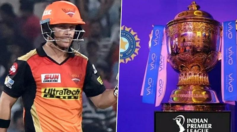 IPL 2020: SRH Captain David Warner Asks Followers to Predict Winners of Indian Premier League 13; CSK Fans Invade His Instagram Post