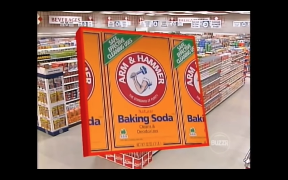 """<p>Before the Big Sweep begins, David gives the contestants the show's shopping list, which consists of three items. If the contestants bring back <a href=""""https://www.youtube.com/watch?v=DLeVYtsQyhE&feature=youtu.be"""" rel=""""nofollow noopener"""" target=""""_blank"""" data-ylk=""""slk:all three of these items they will add an extra $250"""" class=""""link rapid-noclick-resp"""">all three of these items they will add an extra $250</a> to their grand total.</p>"""