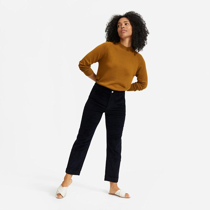 The Cotton Mockneck Crop