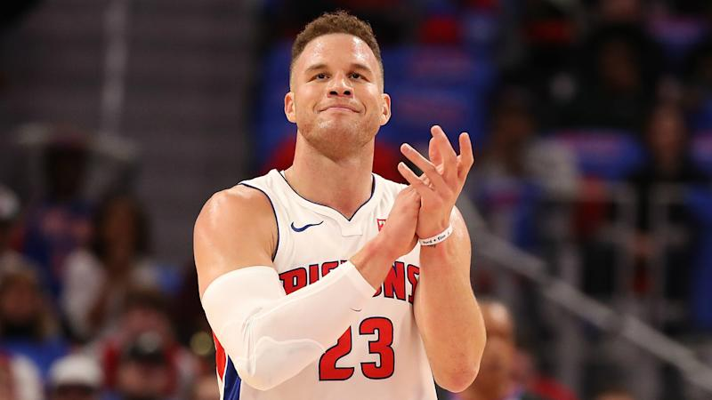 Blake griffin says pistons showed him what a franchise looks like m4hsunfo